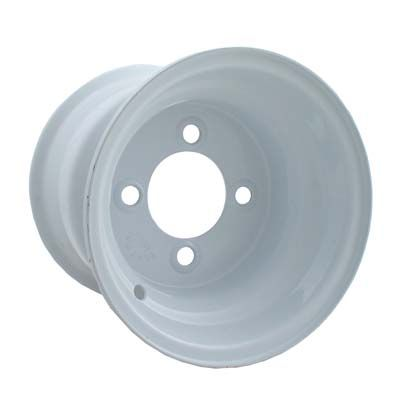 8x7 Steel Wheel, Various Colours