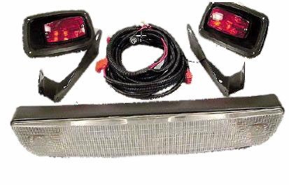 Basic Light Bar & LED Taillight Kit