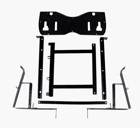 Cargo box mounting kit, for Club Car Precedent