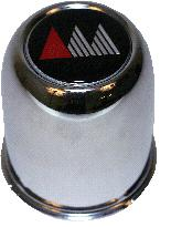 Center cap for Wheel Mate wheels