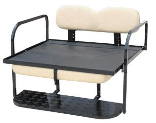 Club Car, Fold Down Seat Kit - DS