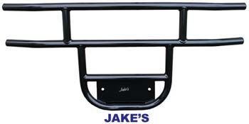 "Club Car, Jake""s front brush guard, black"