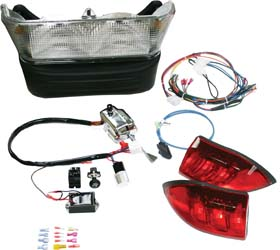 Deluxe Light Kit (Prec Gas)