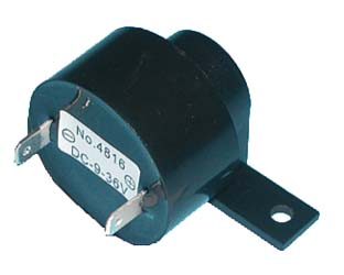 EZGO, Buzzer with intermittant tone. 9-48 volt