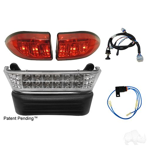 LED Super Saver Light Bar Kit, Club Car Precedent Electric 04-08.5