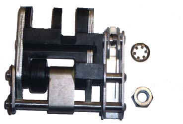 Pawl lock assembly, includes pawl lock