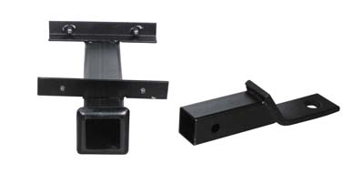 Trailer hitch, for use with seat kits