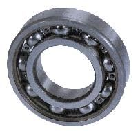 Yamaha, Gear side input shaft bearing, #6303