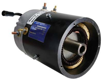 Yamaha Sepex stock replacement motor, G19